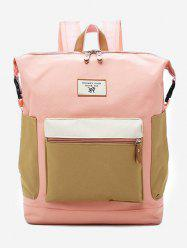 Top Handle Large Capacity Travel Backpack -
