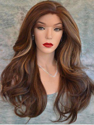 Long Curly Side Part Wig Free Shipping Discount And Cheap Sale