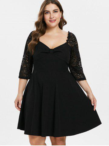 Plus Size Skater Dress Free Shipping Discount And Cheap Sale