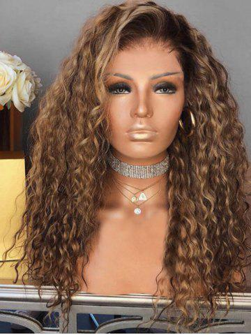 26% OFF   2019 Short Side Bang Colormix Curly Party Synthetic Wig ... 9bf25630ca52