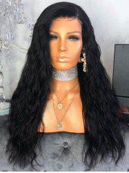 Free Part Long Natural Wavy Lace Front Synthetic Wig -