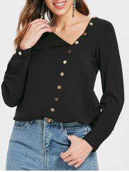 Long Sleeve Button Up Shirt -