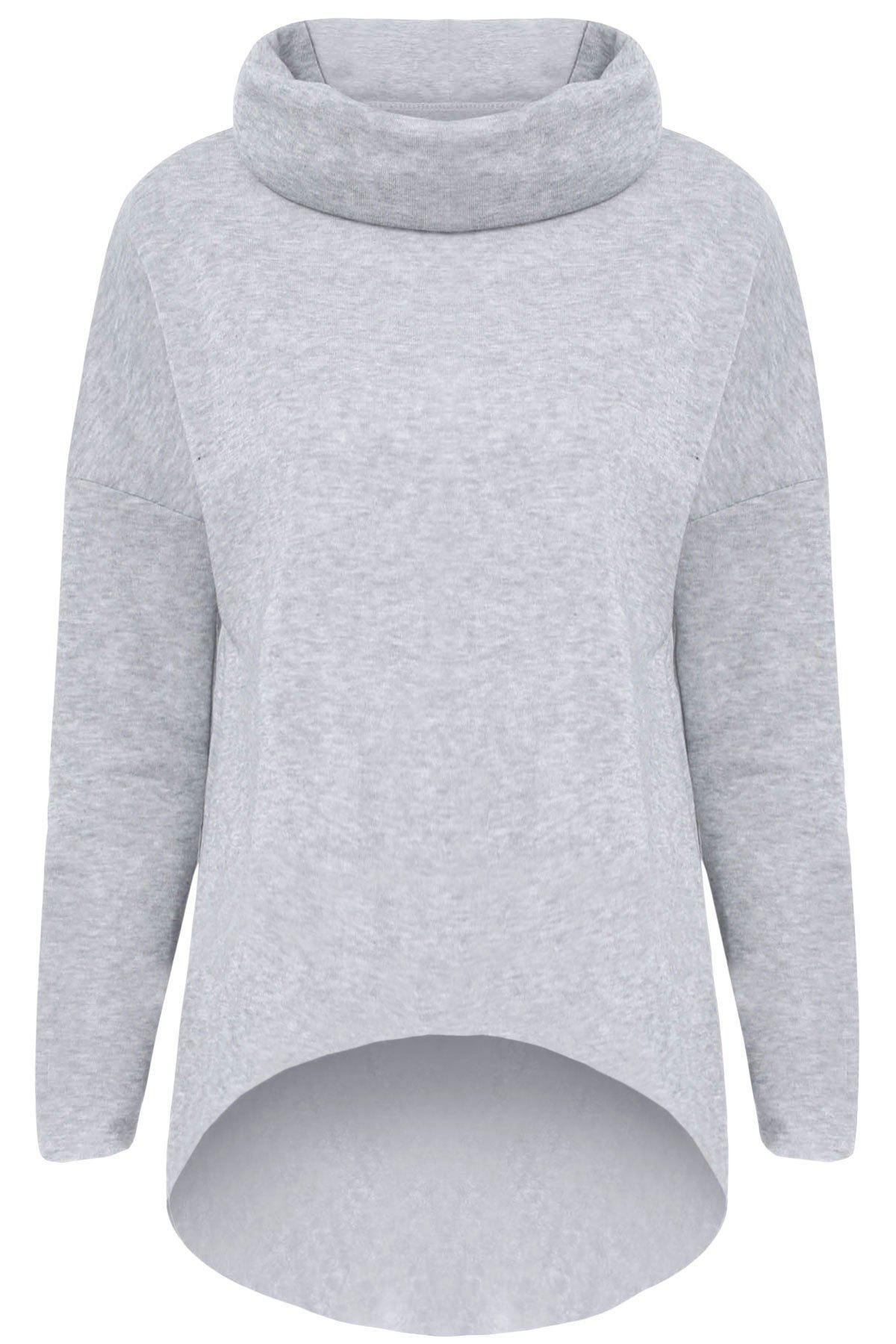 Buy Drop Shoulder Pullover Sweatshirt