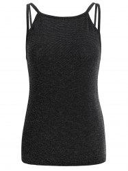 Strappy Sparkly Tank Top -
