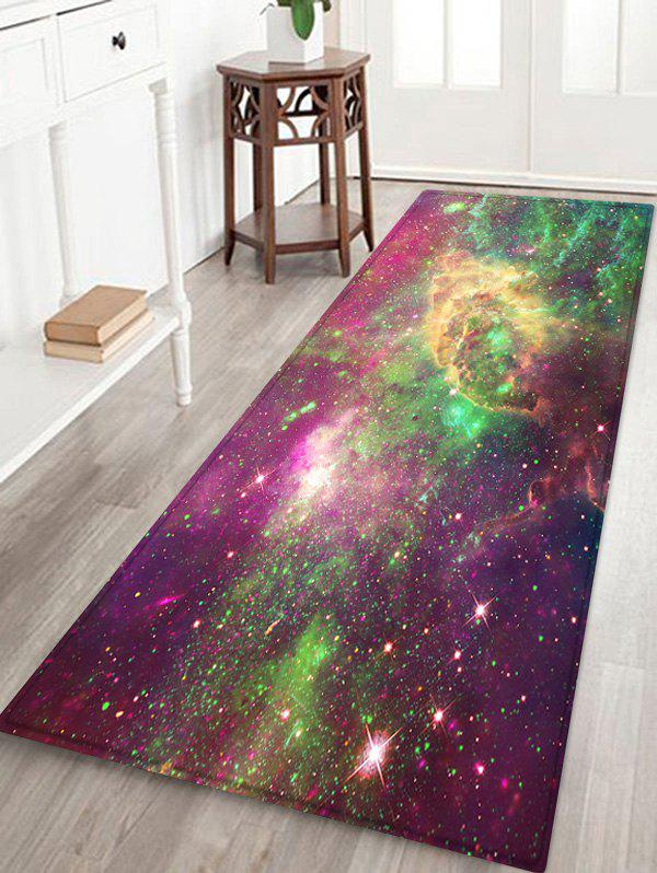 Cheap Galaxy Star Pattern Water Absorption Area Rug