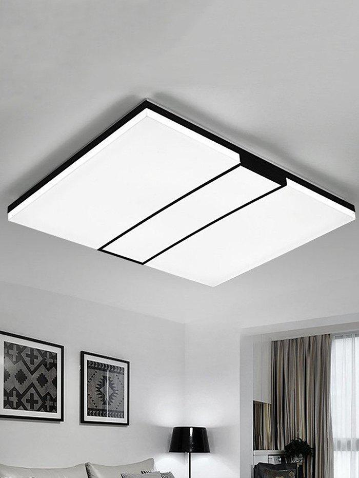 Chic Rectangle Home Decoration LED Ceiling Lamp