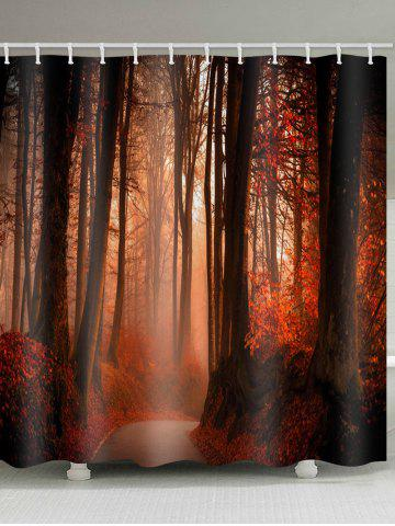 Forest Shower Curtain - Free Shipping, Discount and Cheap Sale ...