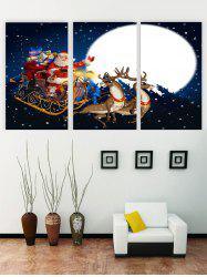 Unframed Christmas Gift Printed Canvas Paintings -