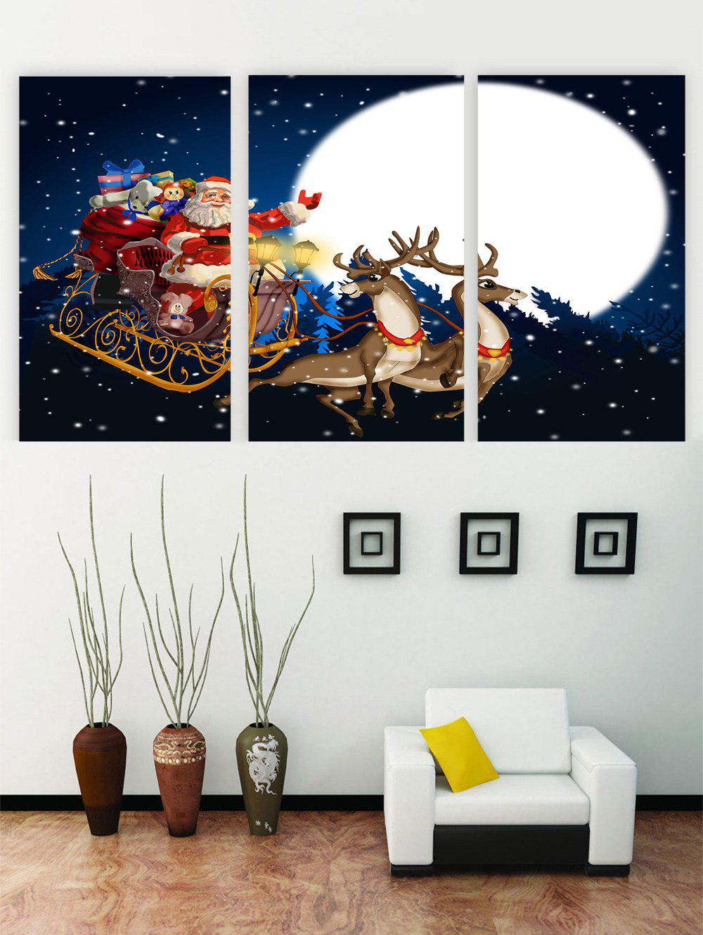 Best Unframed Christmas Gift Printed Canvas Paintings