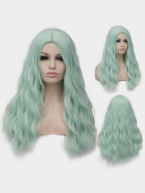 Outfits Long Center Parting Natural Wavy Party Lolita Synthetic Wig
