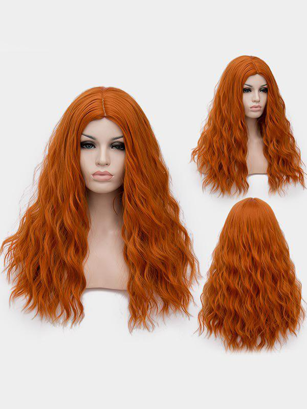 Store Long Center Parting Natural Wavy Party Lolita Synthetic Wig