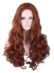 Long Loose Wave Synthetic Carnival Party Wig -