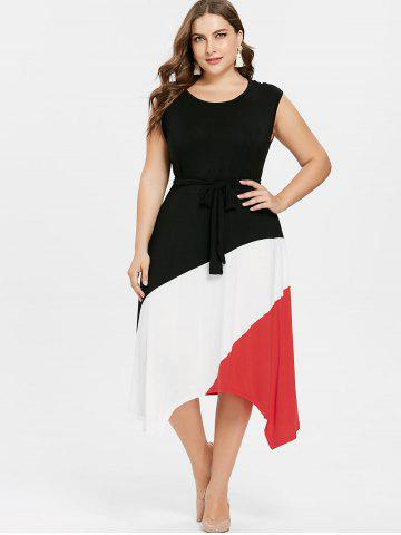 Plus Size Black Tank Dress Free Shipping Discount And Cheap Sale