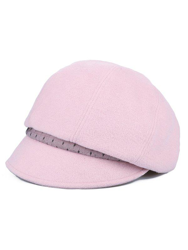 Store British Style Solid Color Beret