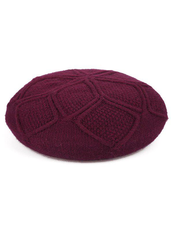 Shops Elegant Solid Color Beret