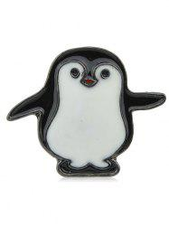Little Penguin Design Clothes Accessory Brooch -