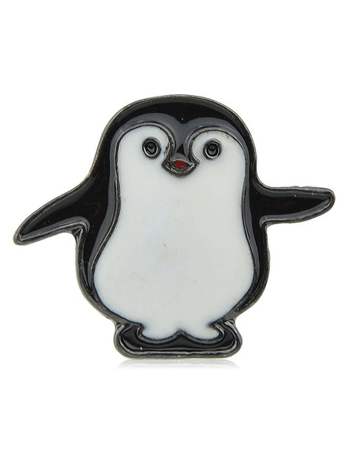 Hot Little Penguin Design Clothes Accessory Brooch