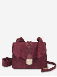 Corduroy Going Out Crossbody Bag -