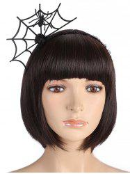 Spider Web Halloween Punk Hair Hoop -