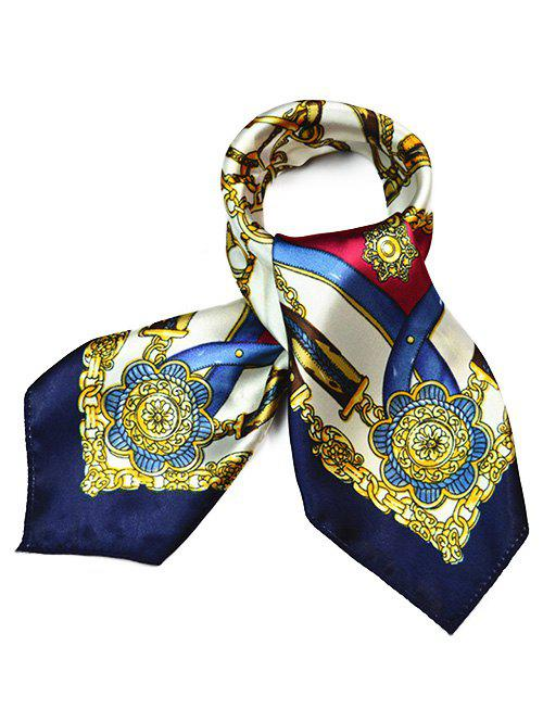 Fancy British Style Elegant Pattern Handkerchief