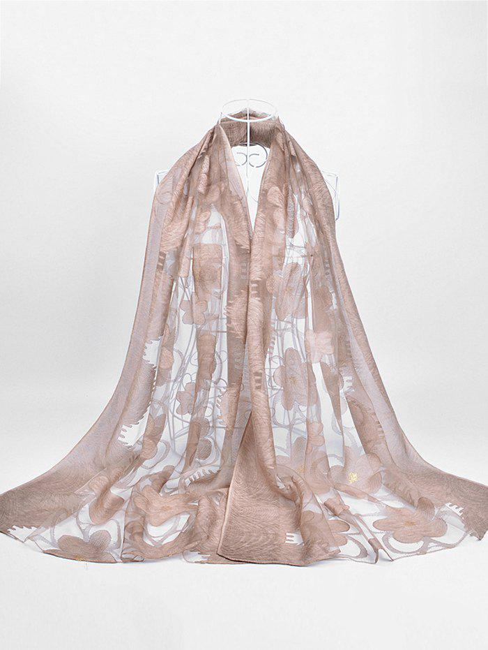 Shops Vintage Rose Lace Spring Fall Scarf