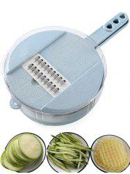 Multi-purpose Vegetable Grater with Holder -