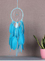 Feathers Lace Handmade Dream Catcher Tenture murale -