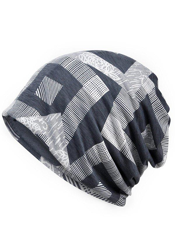 Outfits Lightweight Geometry Pattern Beanie
