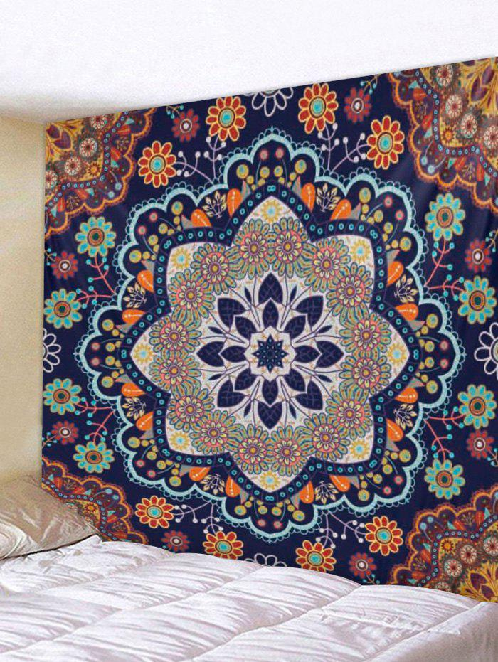Shops Wall Hanging Art Mandala Flowers Print Tapestry
