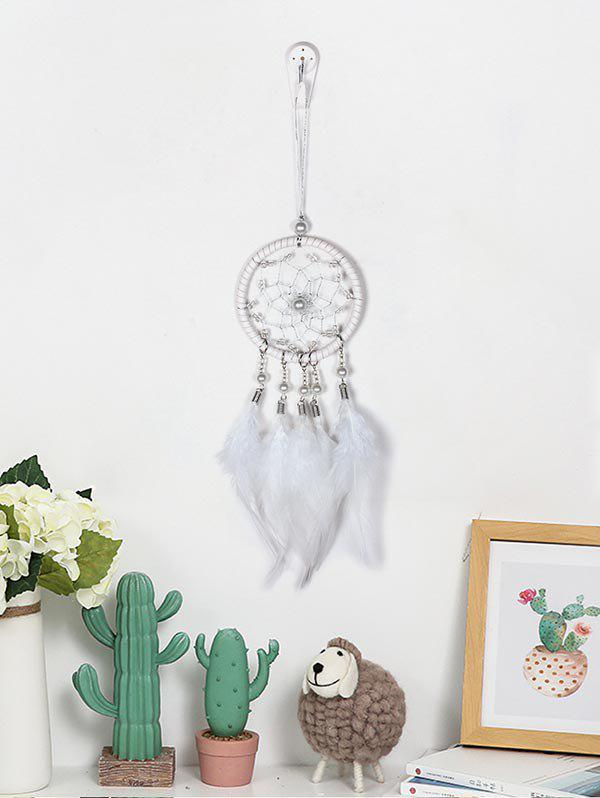 Unique Handmade Feathers Dream Catcher Wall Hanging