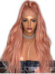 Long Party Cosplay Natural Wavy Synthetic Wig -