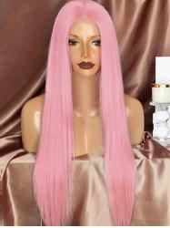 Long Middle Part Straight Synthetic Party Lolita Wig -