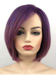 Short Synthetic Ombre Straight Lolita Wig -