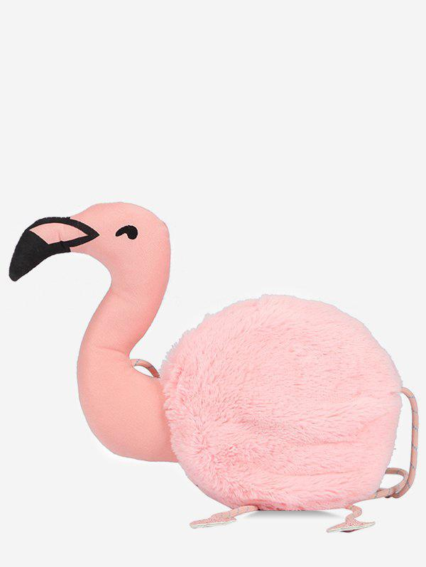 Hot Flamingo Shape Going Out Crossbody Bag