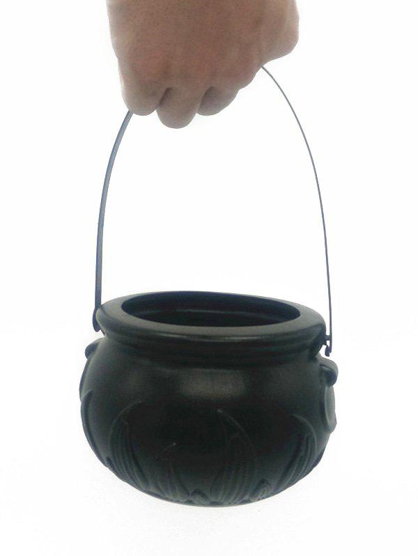 Chic Halloween Party Decoration Witch Cauldron