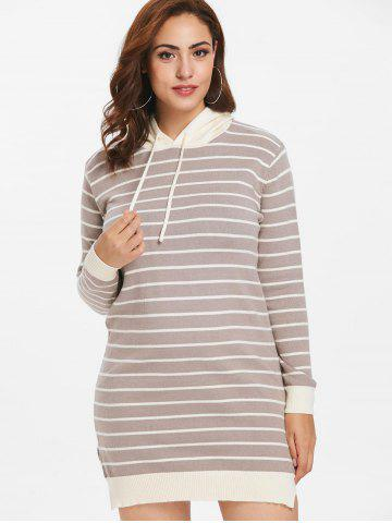 8a83291079 Plus Size Jumper Dress - Free Shipping