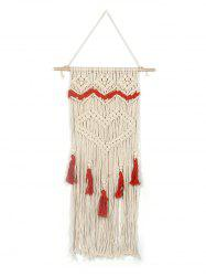 Handmade Tassel Macrame Wall Hanging Decoration -