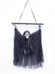 Halloween Decoration Eyes Light Hanging Ghost -