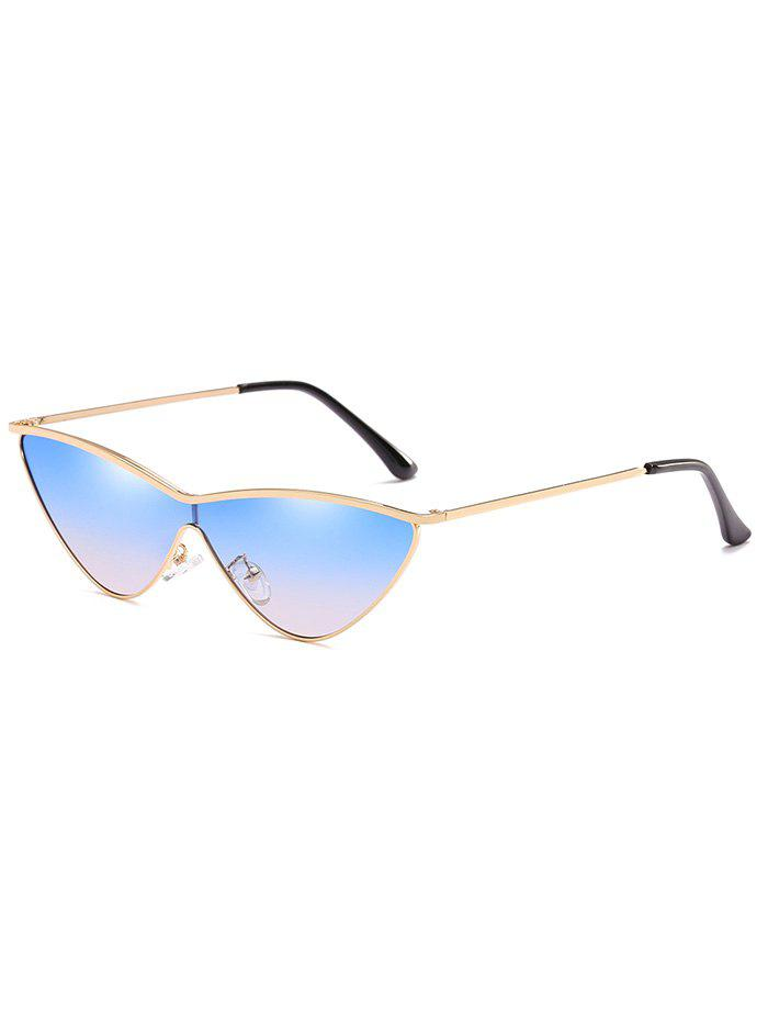 Buy Novelty Metal One Piece Catty Sunglasses