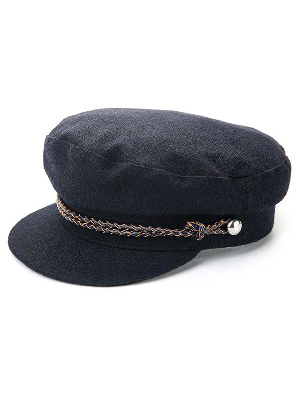 Hot Stylish Solid Color Winter Duckbill Hat