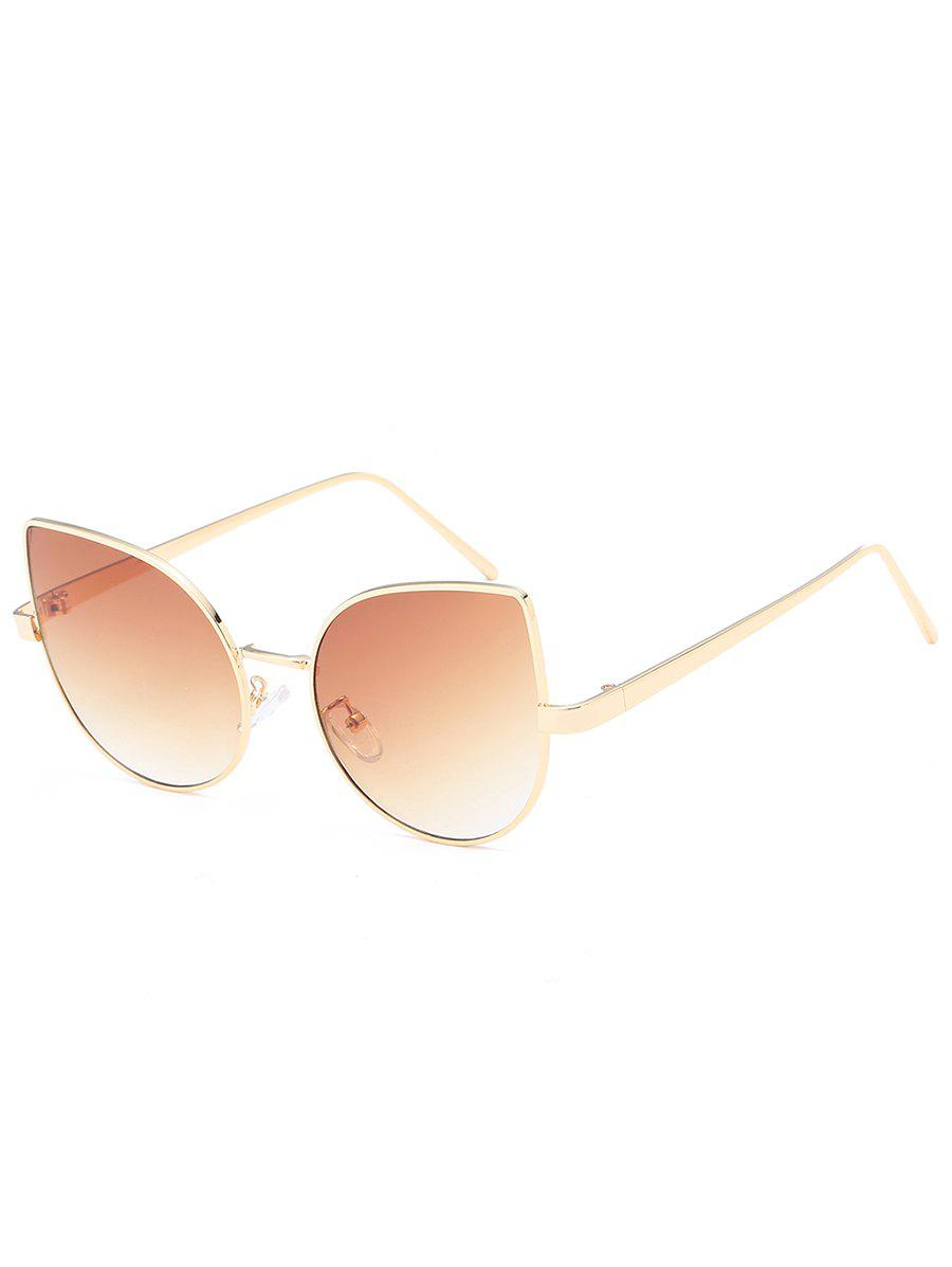 Latest Stylish Metal Full Frame Catty Sunglasses