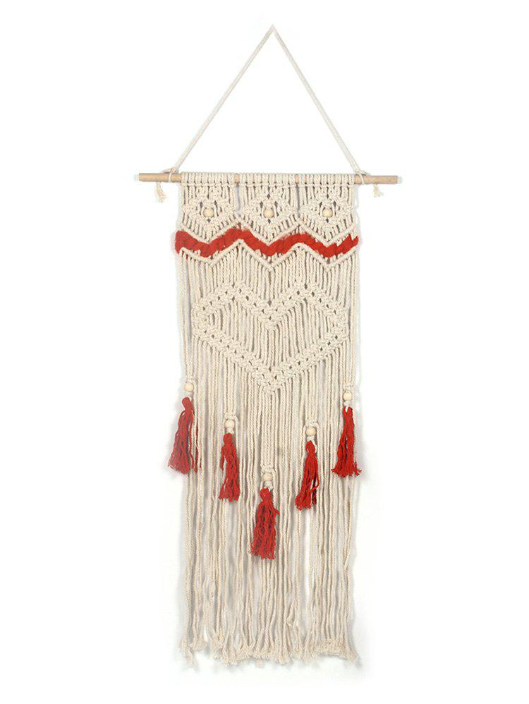 Shop Handmade Tassel Macrame Wall Hanging Decoration