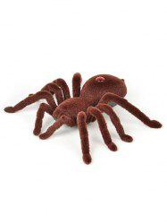 Halloween Infrared Remote Control Realistic Spider Toy -
