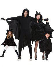 Halloween Parent Child Bat Costume Set -
