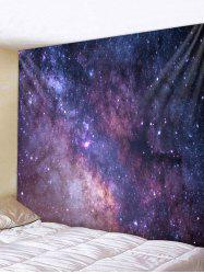 Wall Hanging Art Galaxy Milky Way Print Tapestry -