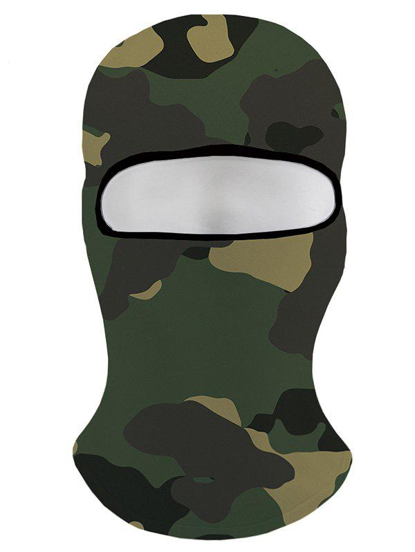 Online Camouflage Printed Windproof Sport Hat