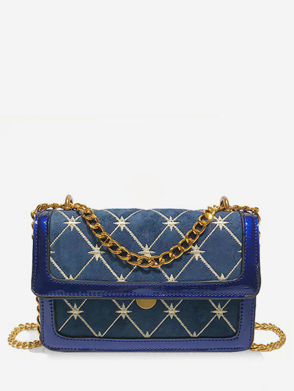 Chic Geometric Pattern Chic Crossbody Bag
