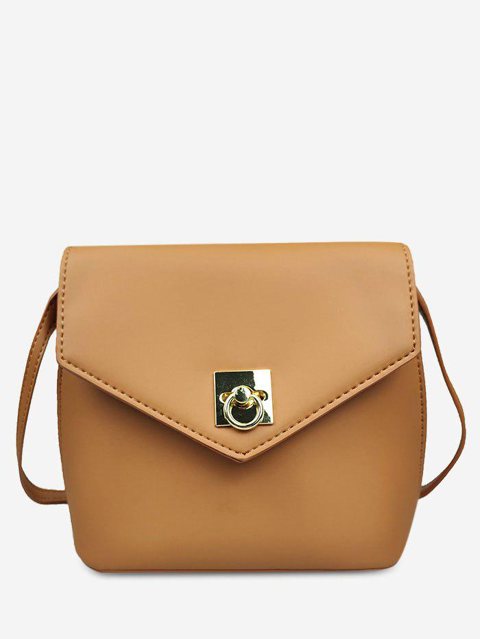 Hot Solid Color Going Out Crossbody Bag