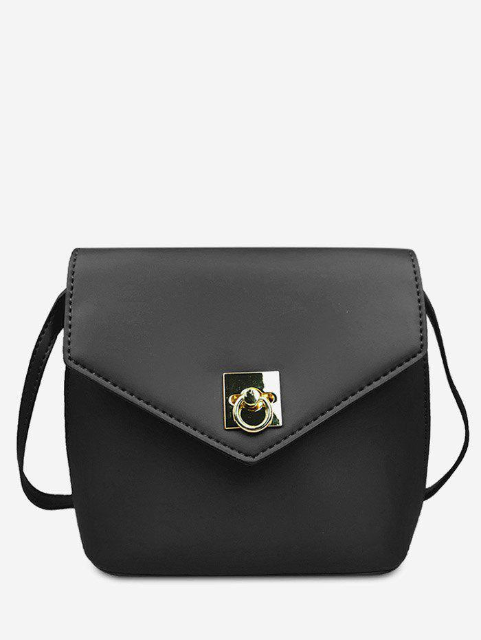 Sale Solid Color Going Out Crossbody Bag