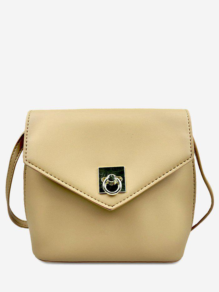 Latest Solid Color Going Out Crossbody Bag